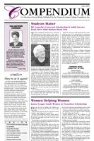 Compendium Fall 2001
