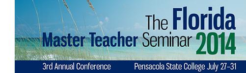 Master Teacher Seminar