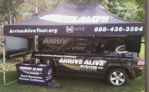 Arrive Alive Tour