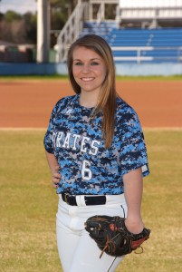 Academic All American Shannon Toogood 1