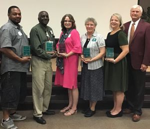 PSC Employees of the Year