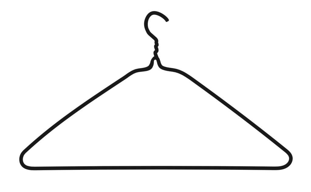 decorative image of clothes-hanger-1 , Hurricane Review 2018-07-11 07:49:07