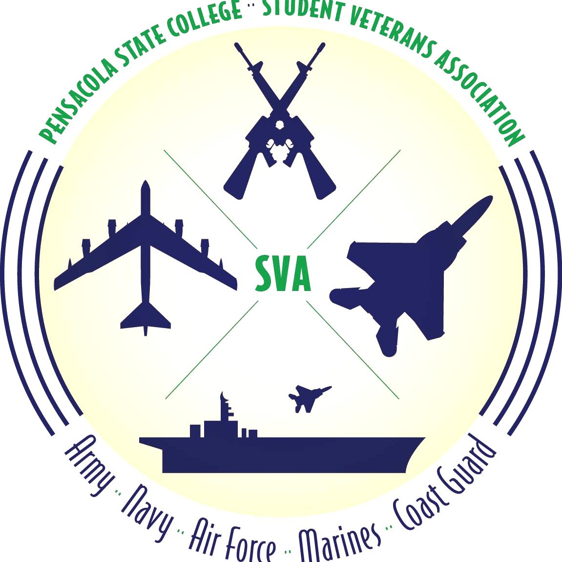 decorative image of student-veterans-logo , Student Veterans Association 2020-08-17 12:57:31