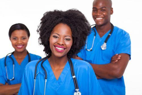 decorative image of black-nurses , Student Nurse Association 2017-09-05 08:37:44