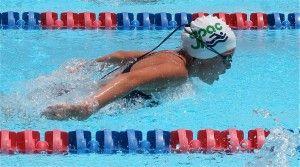 Gpac swimmer swimming