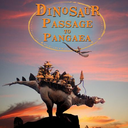 decorative image of dino-passage , Dinosaur Passage to Pangaea 2017-07-06 12:33:36