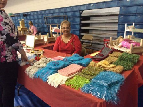 pensacola state college holiday crafts and vendors