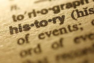 Dictionary Series – History