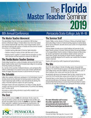 decorative image of 2019-Florida-Master-Teacher-Seminar , 2019-02-05 09:03:01
