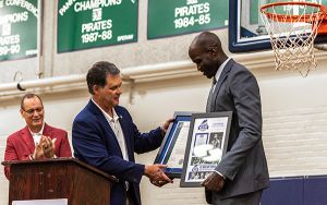 decorative image of pe_anthonyawards , PSC Athletics Hall of Famers turn out for 2019 Pirate Experience 2019-09-11 14:01:51