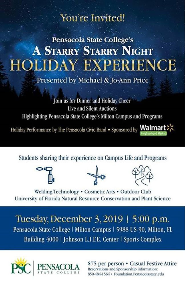 decorative image of holidayexperience_650 , 2019 Holiday Experience set for Dec. 3 on PSC Milton campus 2019-11-21 10:42:29