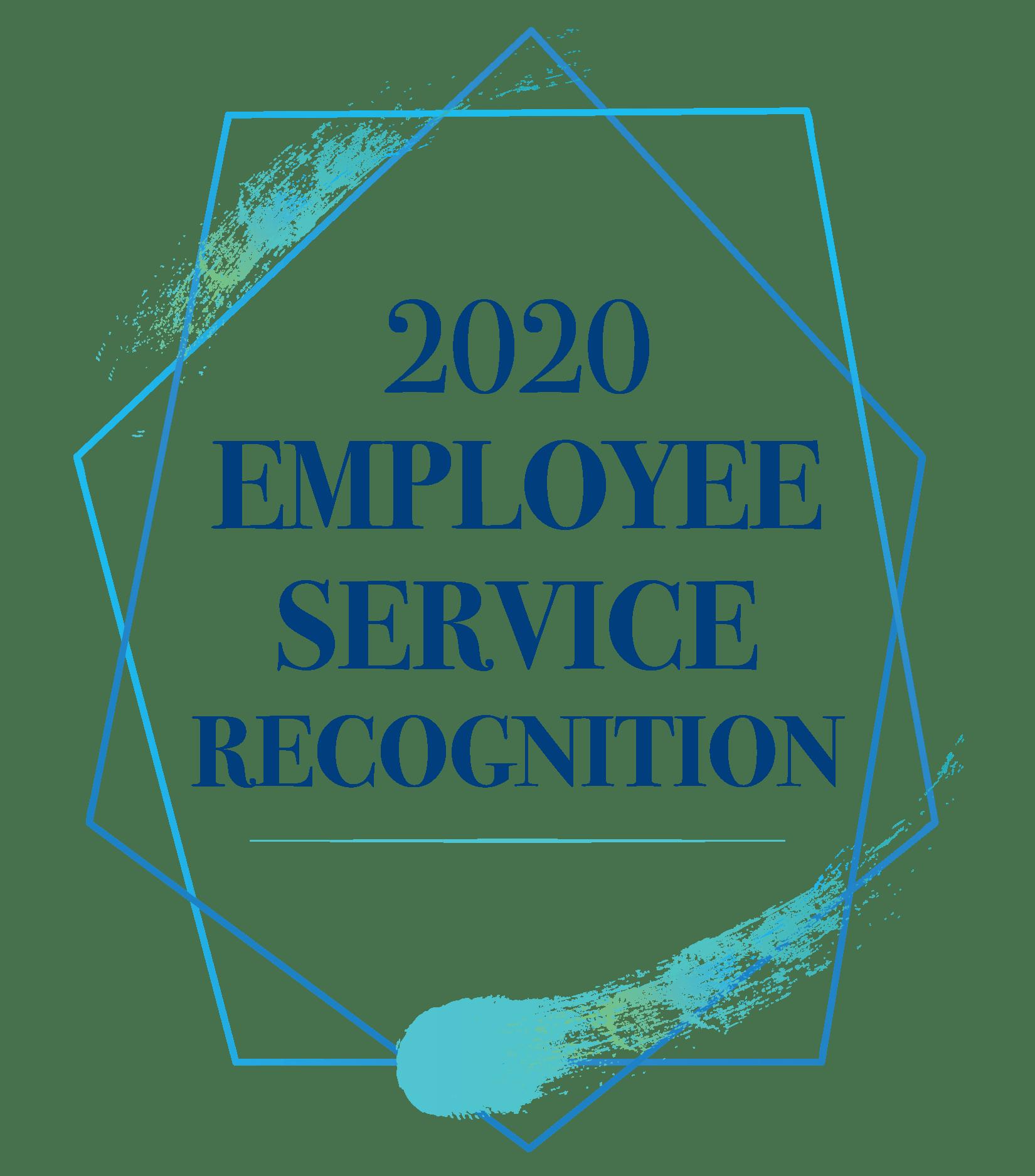 decorative image of 55536-EmployeeServiceRECOGNITION , Employee Service Awards 2020-05-28 08:59:21