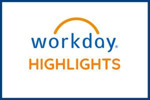 decorative image of Workday-Highlights , Workday PSC Benefits Processes 2020-05-12 09:13:17