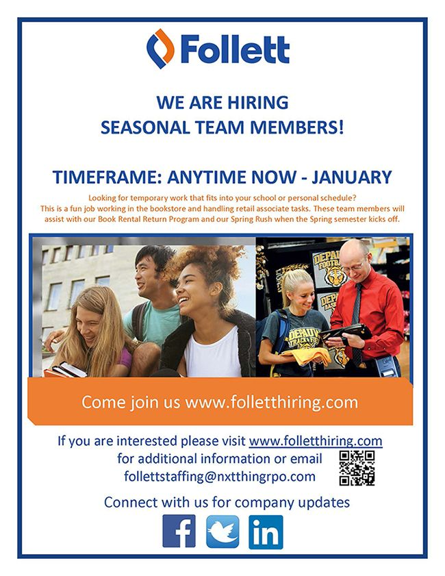decorative image of Follett-Hiring-Flyer-Temporary-Workers-Spring-Rush2 ,   2020-11-09 10:25:26