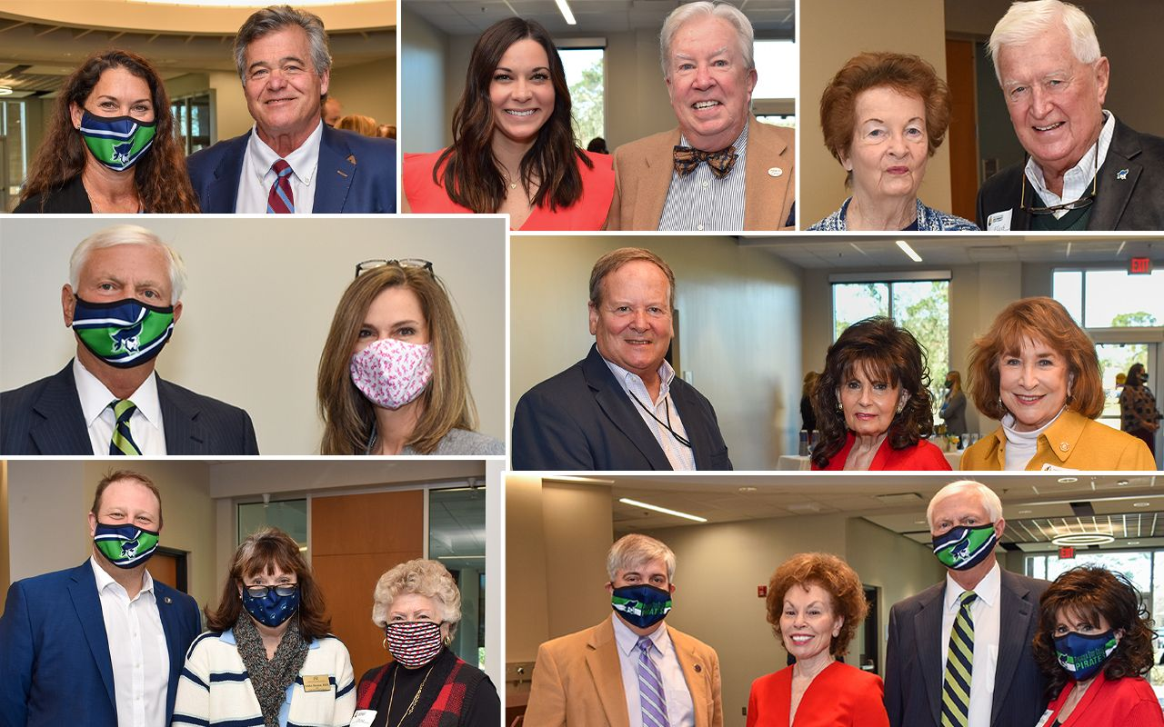 decorative image of capitalcampaigncollage , Pensacola State's second-ever capital campaign has already raised more than 50 percent of goal 2021-01-29 15:45:37
