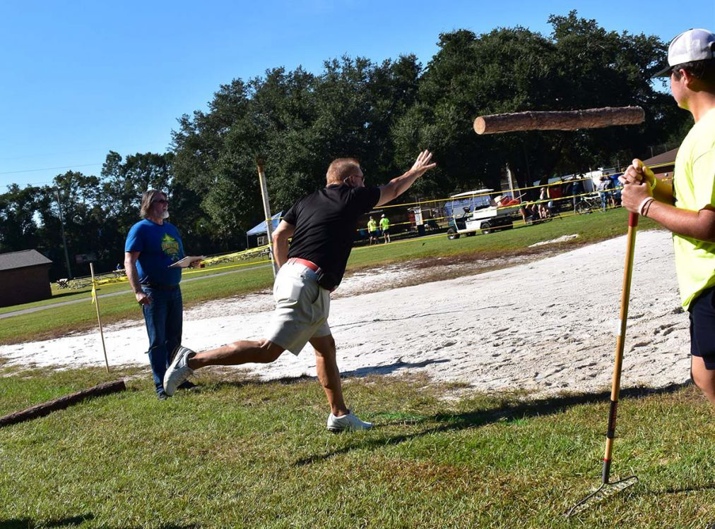 decorative image of poletoss , PSC Lumberjack Festival brings out variety of sports and outdoor enthusiasts 2021-10-12 16:13:59